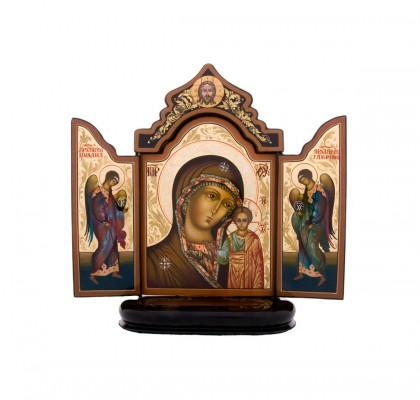 Triptyque Notre Dame de Kazan
