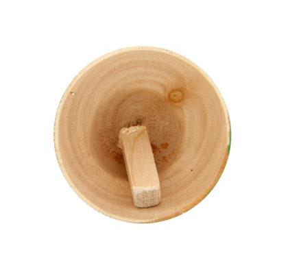 Cloche en bois
