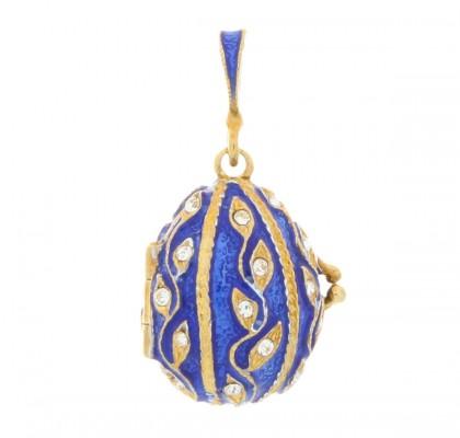 Pendentif esprit Fabergé