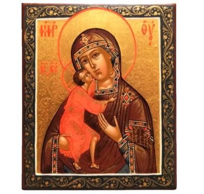 Icône de Notre Dame de Feodor