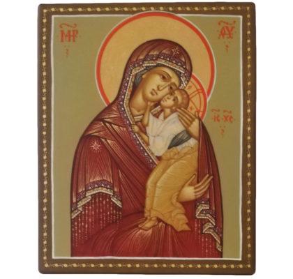 Icône de Notre Dame de la Tendresse de Yaroslan