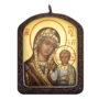 Icône de Notre Dame de Kazan  Pendentif
