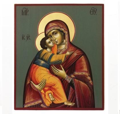 Icône de Notre-Dame de Vladimir