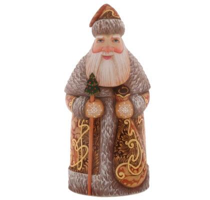 Sculpture de Père Noël