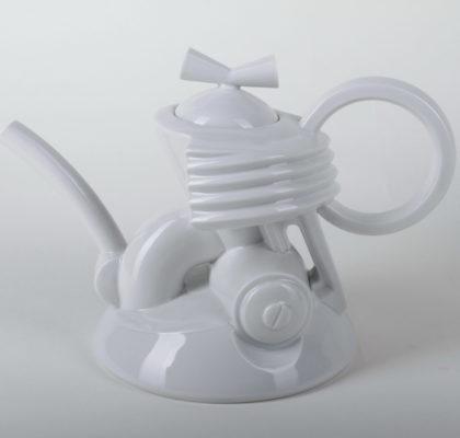 Tea pot Harley White